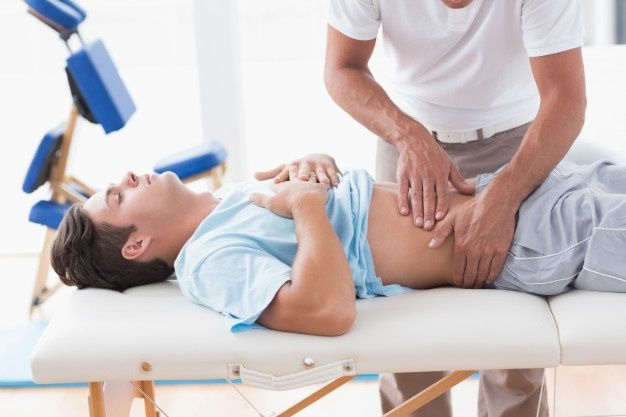 Clinica de fisioterapia en Alpanseque