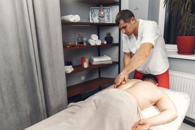 Clinica de fisioterapia en Lascuarre