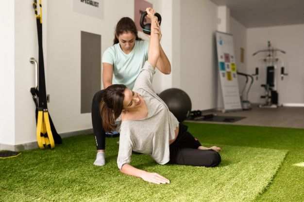 Fisioterapetuta en Serrato