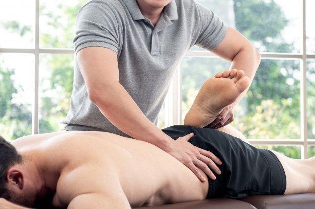 Clinica de fisioterapia en Paradela