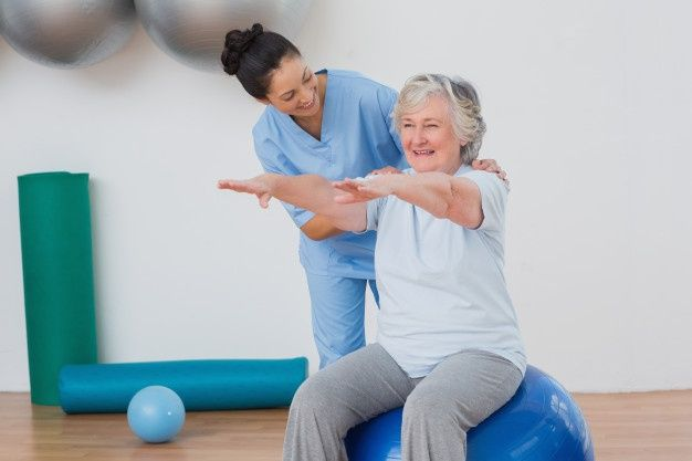 Clinica de fisioterapia en Sariñena